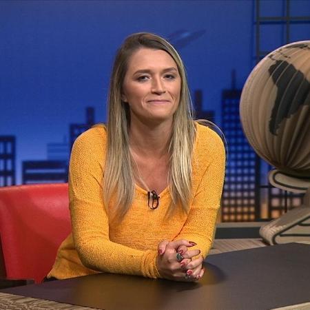 Ana Thaís Matos é comentarista da Globo - Arquivo pessoal