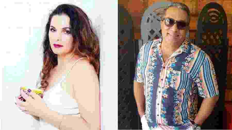 Luiza Ambiel e Painitto: troca de mensagens carinhosas - Reprodução/Instagram