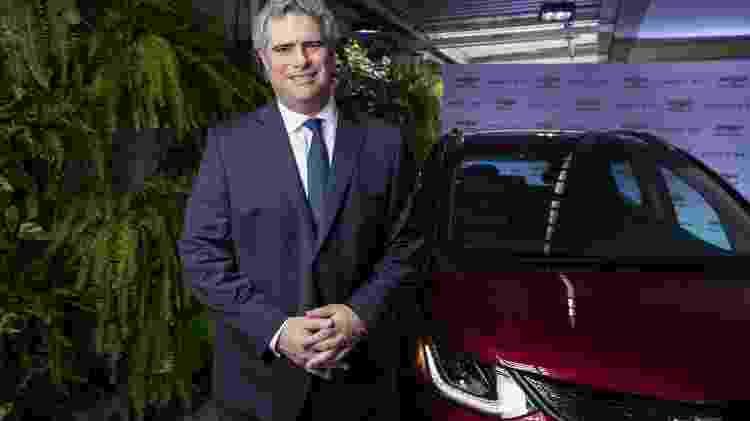 Carlos Zarlenga, presidente da General Motors na América do Sul - Marcelo Justo/UOL - Marcelo Justo/UOL
