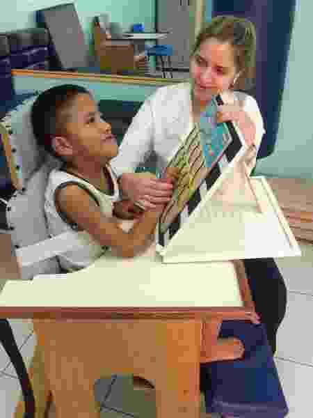 A instituição Casas André Luiz atua com 1,8 mil pessoas com deficiência intelectual, em Guarulhos (SP) - Divulgação/Casas André Luiz
