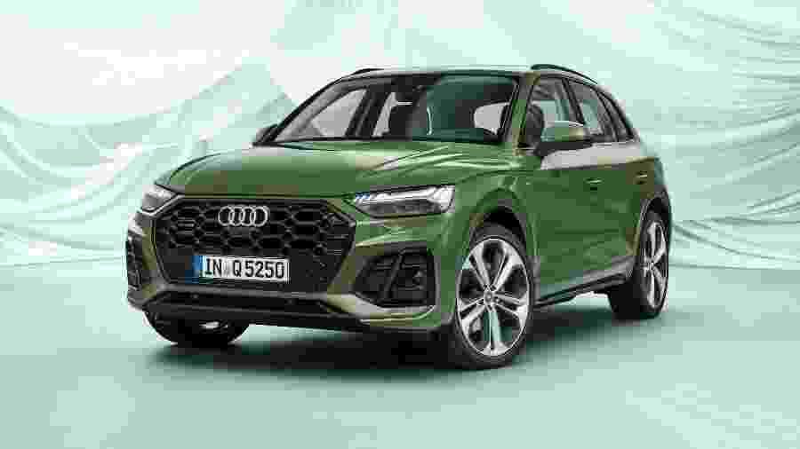Audi Q5 2021 - Divulgação