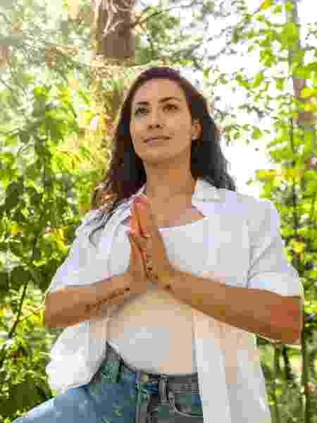 AMP Pri Leite yoga - Arquivo Pessoal - Arquivo Pessoal