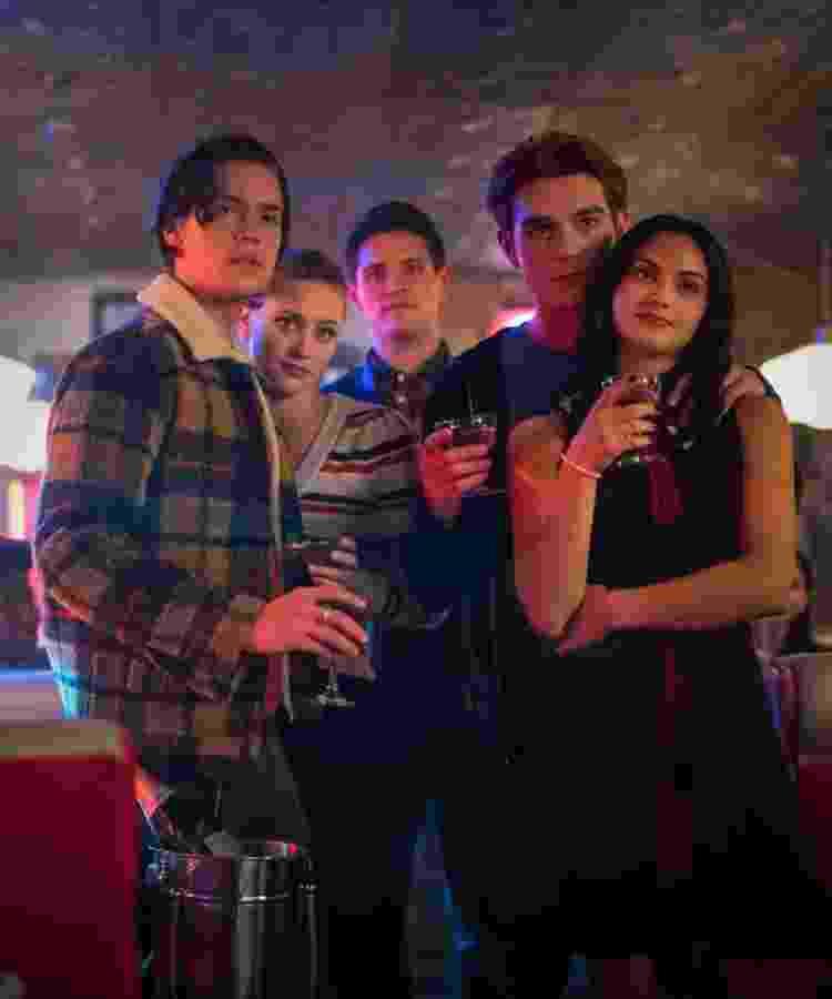 """""""Riverdale"""", série da CW - reprodução/CW - reprodução/CW"""