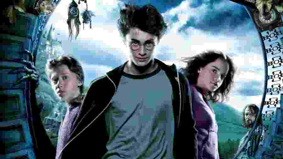 Harry Potter e o Prisioneiro de Azkaban - reprodução/Warner