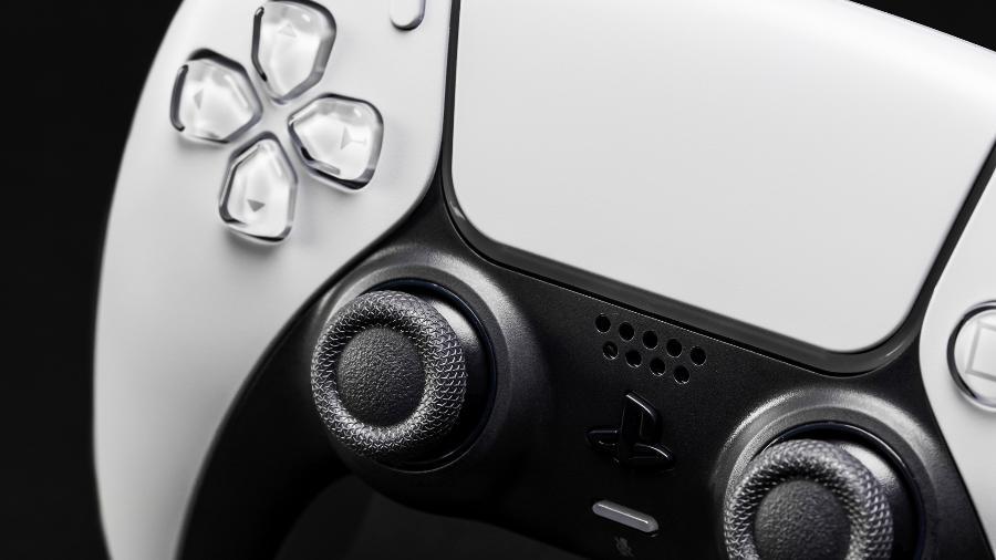 PS5 Controle DualSense - Mariana Pekin/UOL