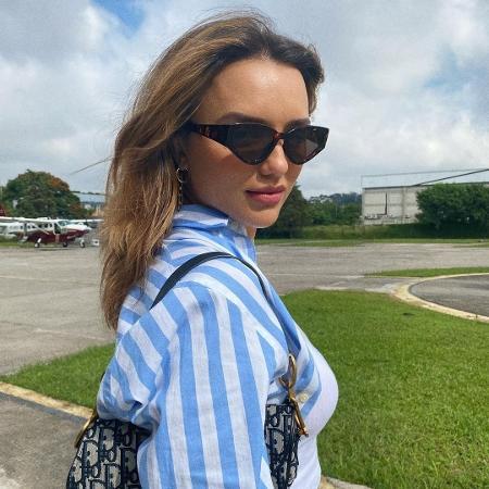 Rafa Kalimann elogiou o elenco do BBB 21 - Reprodução/Instagram