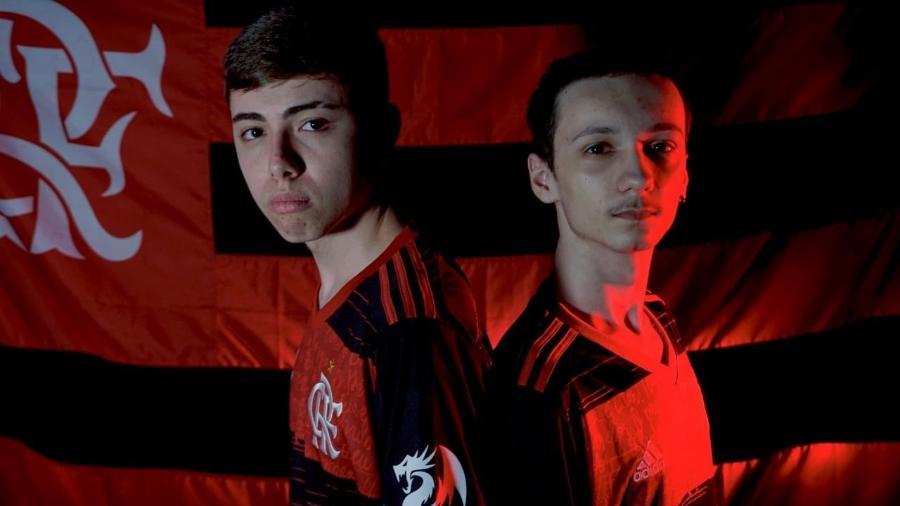 O CBLoL Academy chega para integrar a campanha do CBLOL - Divulgação/FlamengoeSports