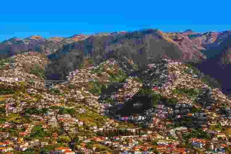 Funchal, na Ilha da Madeira - Getty Images/iStockphoto - Getty Images/iStockphoto
