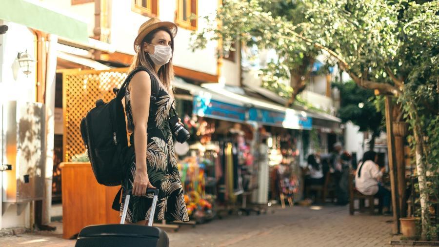Turismo foi um dos setores da economia mais afetados pela pandemia do coronavírus - Ergin Yalcin/Getty Images