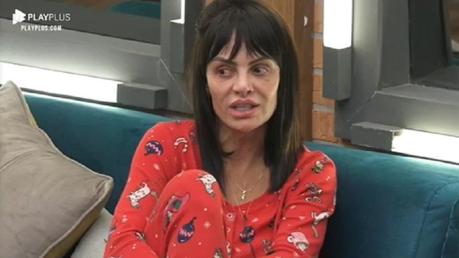 A Fazenda 2021: Valentina fala sobre depressão após separação - Reprodução/RecordTV