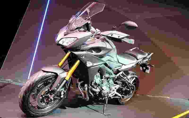 Yamaha MT-09 Tracer - Doni Castilho/Infomoto