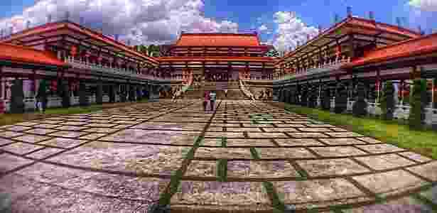 Cotia, localizada a 34km de São Paulo, possui dois templos - Rafael Vianna Croffi/Flickr-Creative Commons