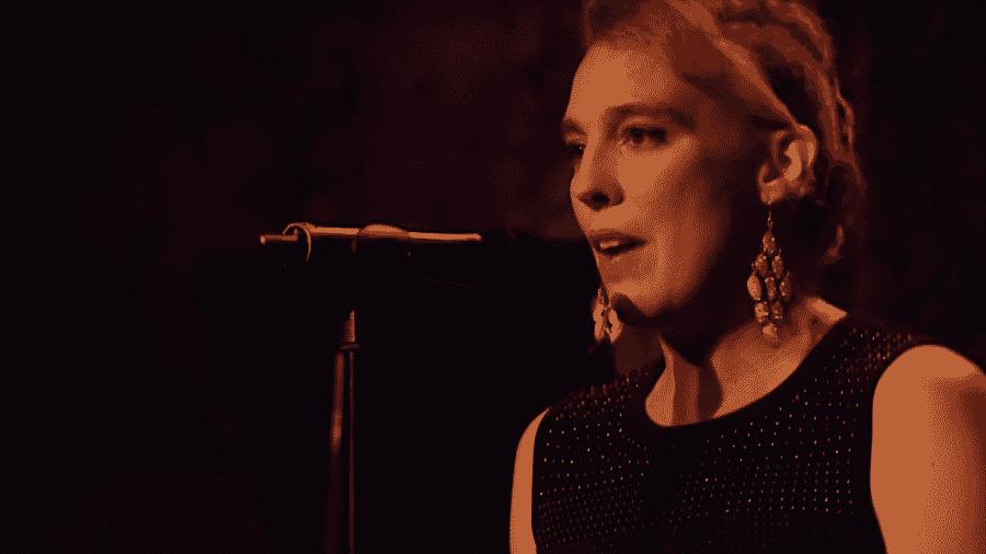 Cantora francesa Barbara Weldens - Reprodução