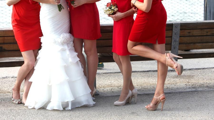 Escolha somente quem tem um real significado com o casal - Getty Images