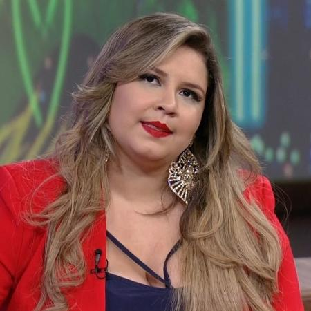 Marília Mendonça  - Reprodução/Globo