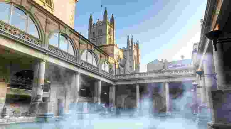 Cidade de Bath, na Inglaterra - VisitEngland/BathTourisPlus/Colin Hawkins - VisitEngland/BathTourisPlus/Colin Hawkins
