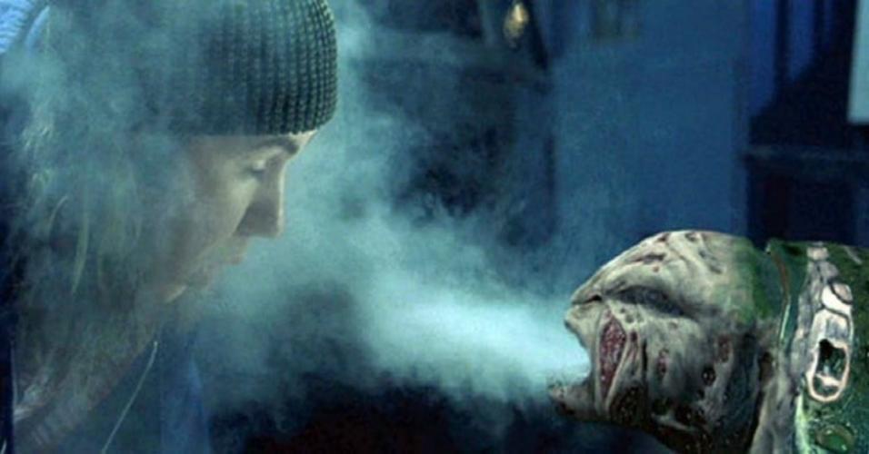 "Cena de ""Freddy x Jason"" (2003)"