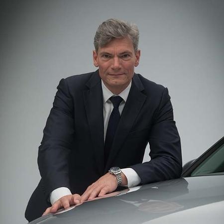 O presidente da Audi do Brasil , Johannes Roscheck - Divulgação