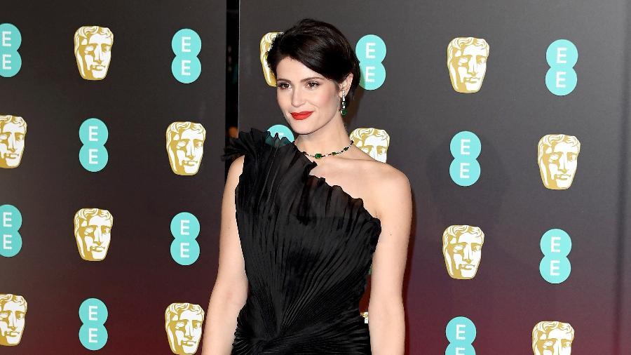 Gemma Arterton no BAFTA - Getty Images