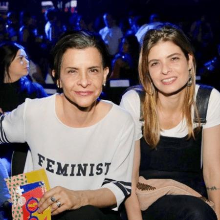 Marina Lima comemora 5 anos de casada com Lídice Xavier - Reprodução/Instagram