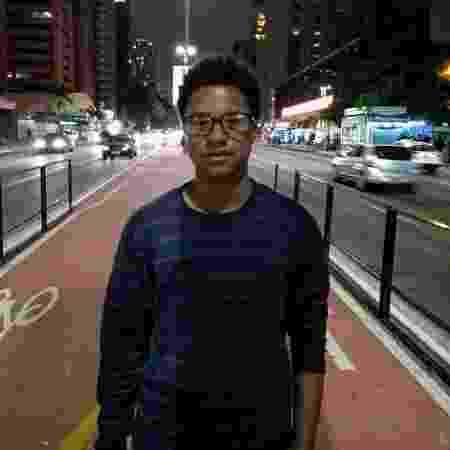 Yago Neres, 21 anos - Arquivo Pessoal