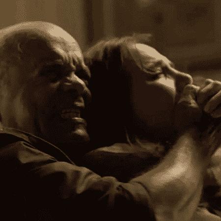 """Galdino ataca Rosa em """"Segundo Sol"""" - Reprodução/Gshow"""