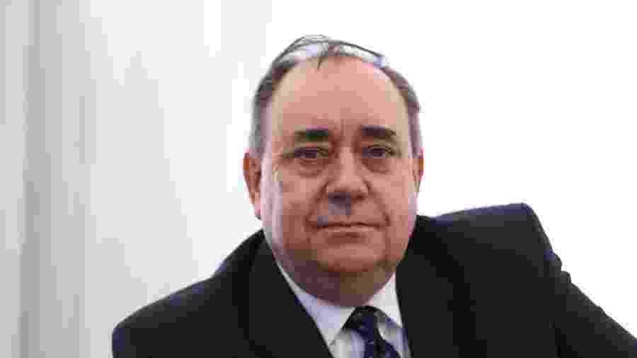 Alex Salmond, ex-primeiro ministro da Escócia - Getty Images