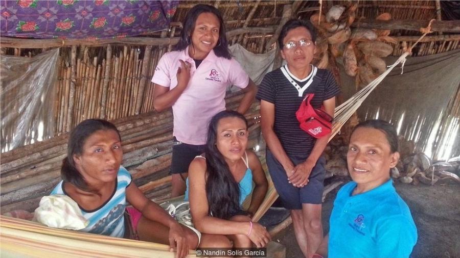 Guna Yala, também conhecida como San Blas: um arquipélago na costa leste do Panamá com mais de 300 ilhas, das quais 49 são habitadas pelo povo indígena Guna - Nandín Solis Garcia