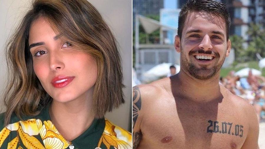 Letícia Almeida engata romance com o lutador de jiu-jitsu Raí Amaral  - Reprodução/Instagram
