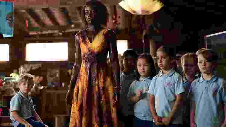 "Lupita Nyong'o em cena de ""Little Monsters"" - Divulgação/Sundance Institute - Divulgação/Sundance Institute"