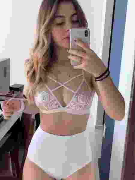 Klara Castanho posa de biquíni transparente - Reprodução/Instagram/klarafgcastanho