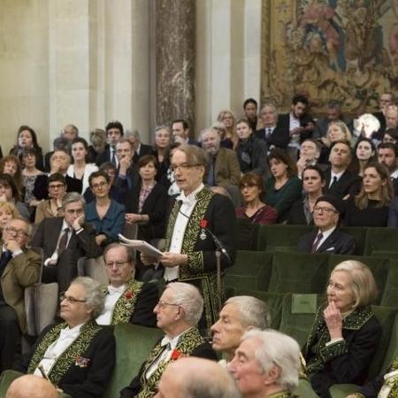 Academia Francesa de Letras - Reprodução