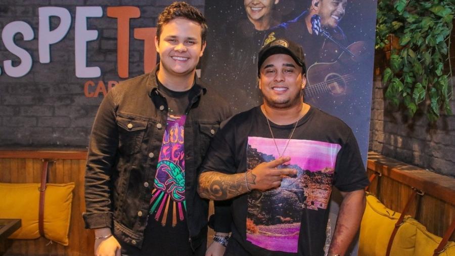 """Matheus e Kauan divulgam o DVD """"Tem Moda Pra Tudo"""" - Thiago Duran/AgNews"""