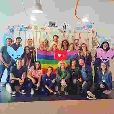 """Majú Giorgi, coordenadora  do coletivo Mães pela Diversidade, faz palestras em empresas para sensibilizar os colaboradores e desconstruir os estigmas da """"opção"""" - Arquivo pessoal"""