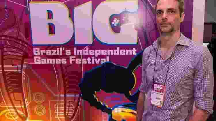 Gustavo Steinberg, diretor do BIG Festival - André Lucas/UOL