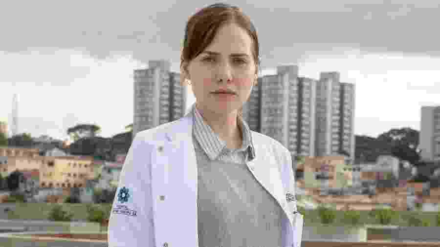 """Letícia Colin é uma médica, Amanda, em """"Onde Está Meu Coração"""" - Fábio Rocha/TV Globo"""