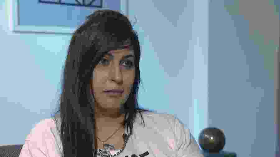 Bárbara Penna em entrevista ao Conexão Repórter - Divulgação/SBT