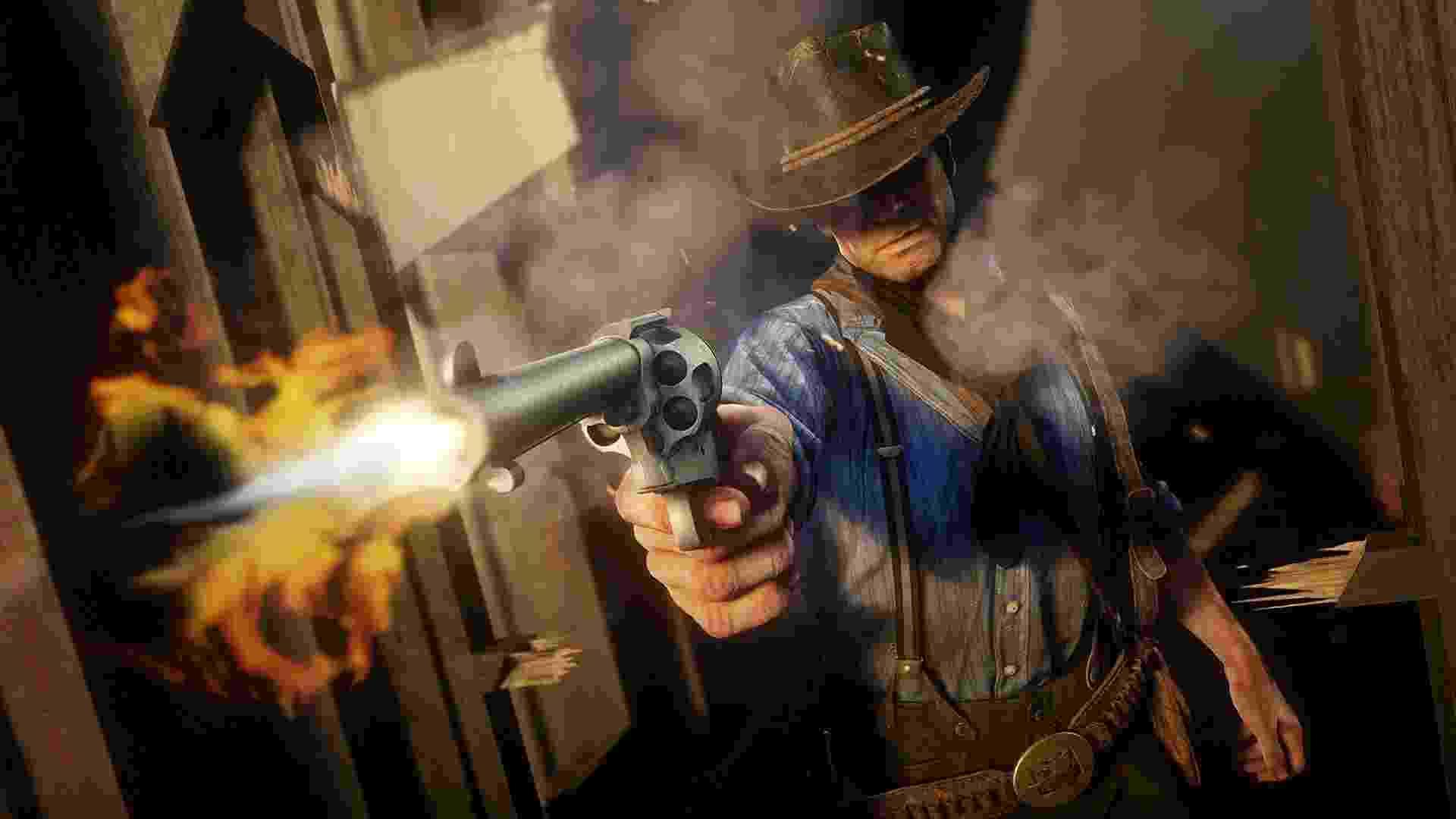 Red Dead Redemption II - Divulgação