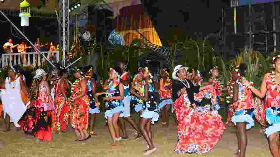 Danças do Festival Creole, em Seychelles - Divulgação