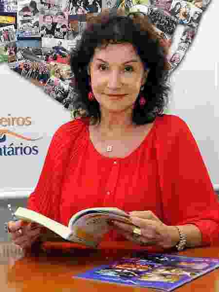 Maria Elena Pereira Johannpeter é fundadora da Parceiros Voluntários - Divulgação/Mathias Cramer