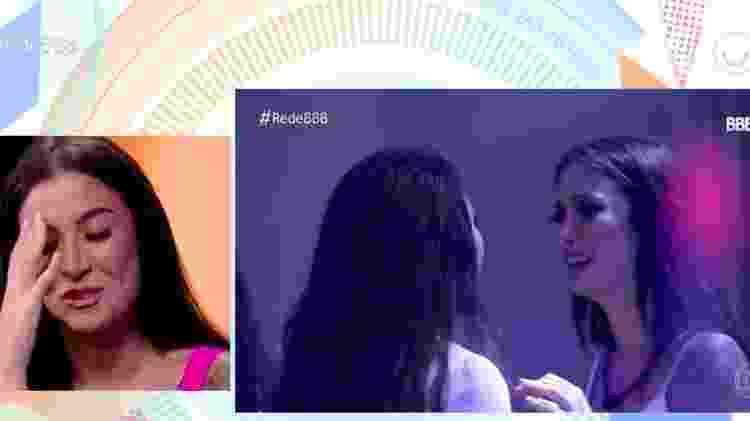 Bianca e Rafa - Reprodução/GloboPlay - Reprodução/GloboPlay