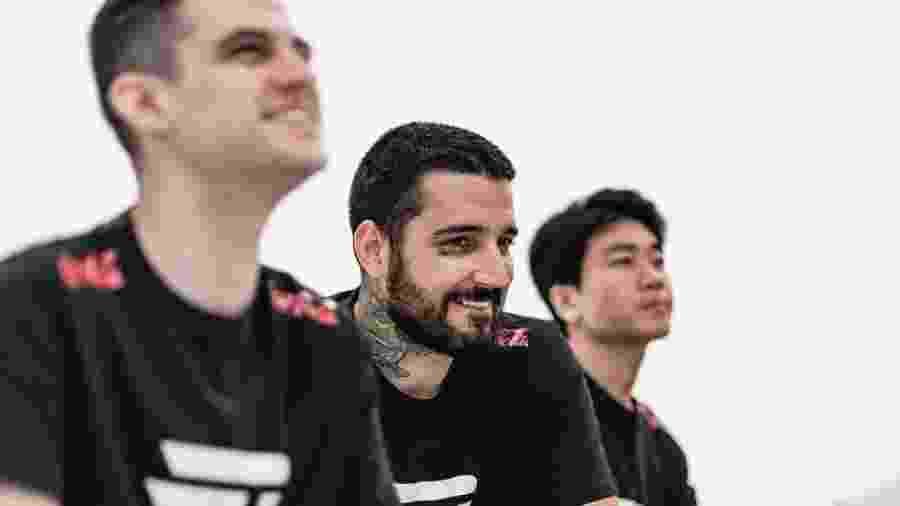 Kami e brTT estão entre os jogadores da paiN Gaming que participam dos vídeos - Leo Sang/Divulgação