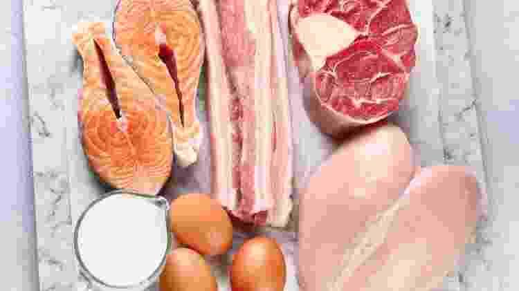 As proteínas não fazem parte do cardápio de quem tem fenilcetonúria - iStock - iStock