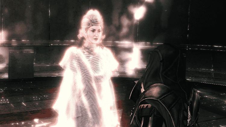 Assassin's Creed II final Isu aparece - Reprodução - Reprodução
