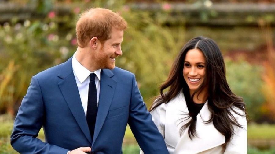 """Meghan Markle afirmou que Príncipe Harry era um """"belo exemplo"""" para o filho Archie - Reprodução/Instagram"""