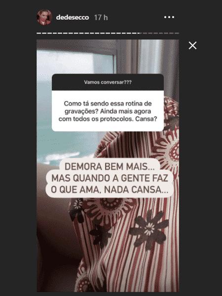 Deborah Secco - Reprodução / Instagram - Reprodução / Instagram