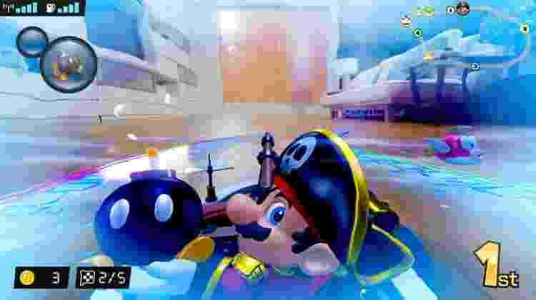 Mario Kart Live  - Divulgação/Nintendo - Divulgação/Nintendo