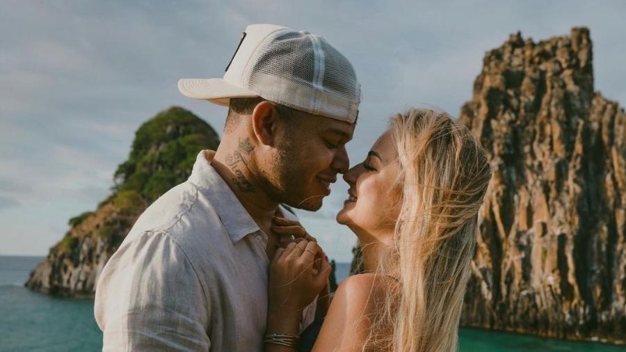 Gabi Martins e Tierry estão juntos em Fernando de Noronha - Reprodução/Instagram