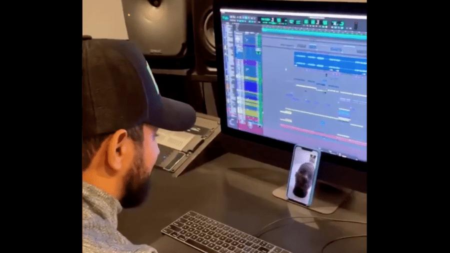 BBB 21: Dennis DJ fala conta que Sony vai fazer proposta pra Lucas - Reprodução/Twitter