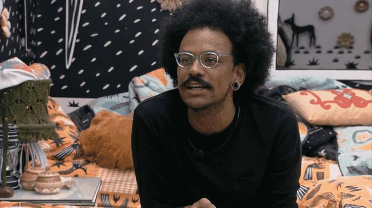 BBB 21: João conversa com Gilberto no quarto cordel - Reprodução/Globoplay - Reprodução/Globoplay